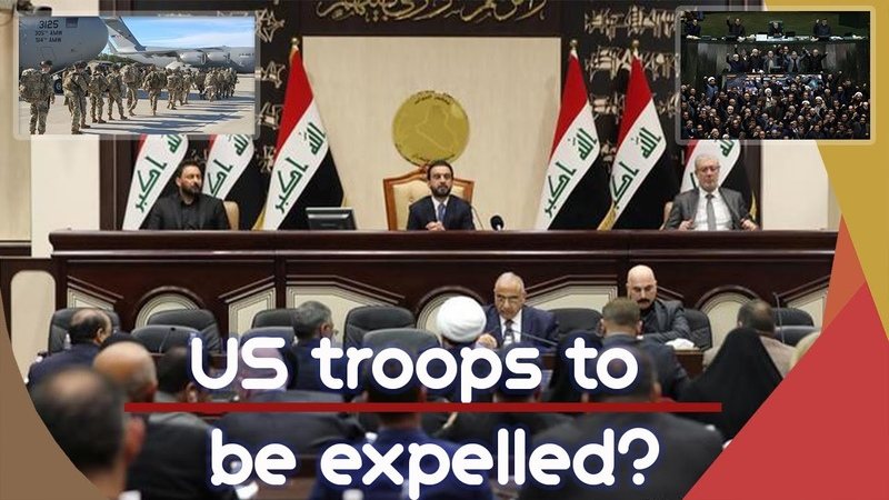 Iraq Parliament votes to expel US troops