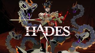 Стрим Hades. (1 серия)