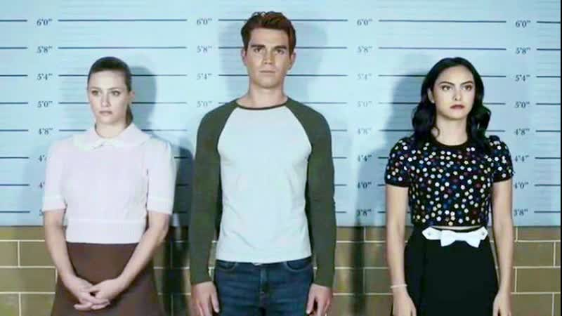 Ривердейл Riverdale Ривердэйл 4 сезон 8 серия Бетти и Вероники