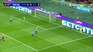 «Ахмат» 0-0(1-4) «Крылья Советов». Обзор матча  кубка России