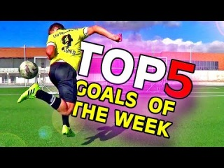TOP 5 GOALS OF THE WEEK #96 | 2014