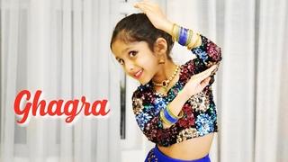 Ghagra   Yeh jawaani hai deewani   Ishanvi Hegde   dance cover   Madhuri dixit, Ranbir Kapoor