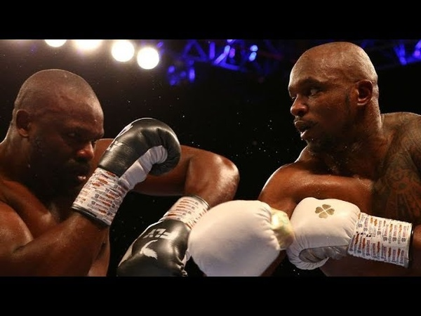 Dillian Whyte vs Dereck Chisora 2 Full Fight HD