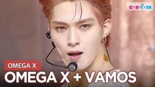 [Simply K-Pop CON-TOUR] OMEGA X - OMEGA X+ VAMOS ★Simply's Spotlight★_