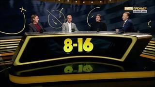 «8-16»: Денис Глушаков, Вадим Евсеев, Сергей Юран. Выпуск от