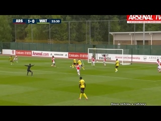 Arsenal - Watford goal friendly match