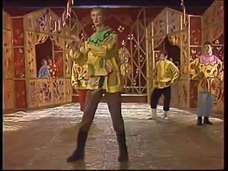 A hard russian-folks break USSR in performance of Leningrads television «Little magic horse» / «The Magic pony»