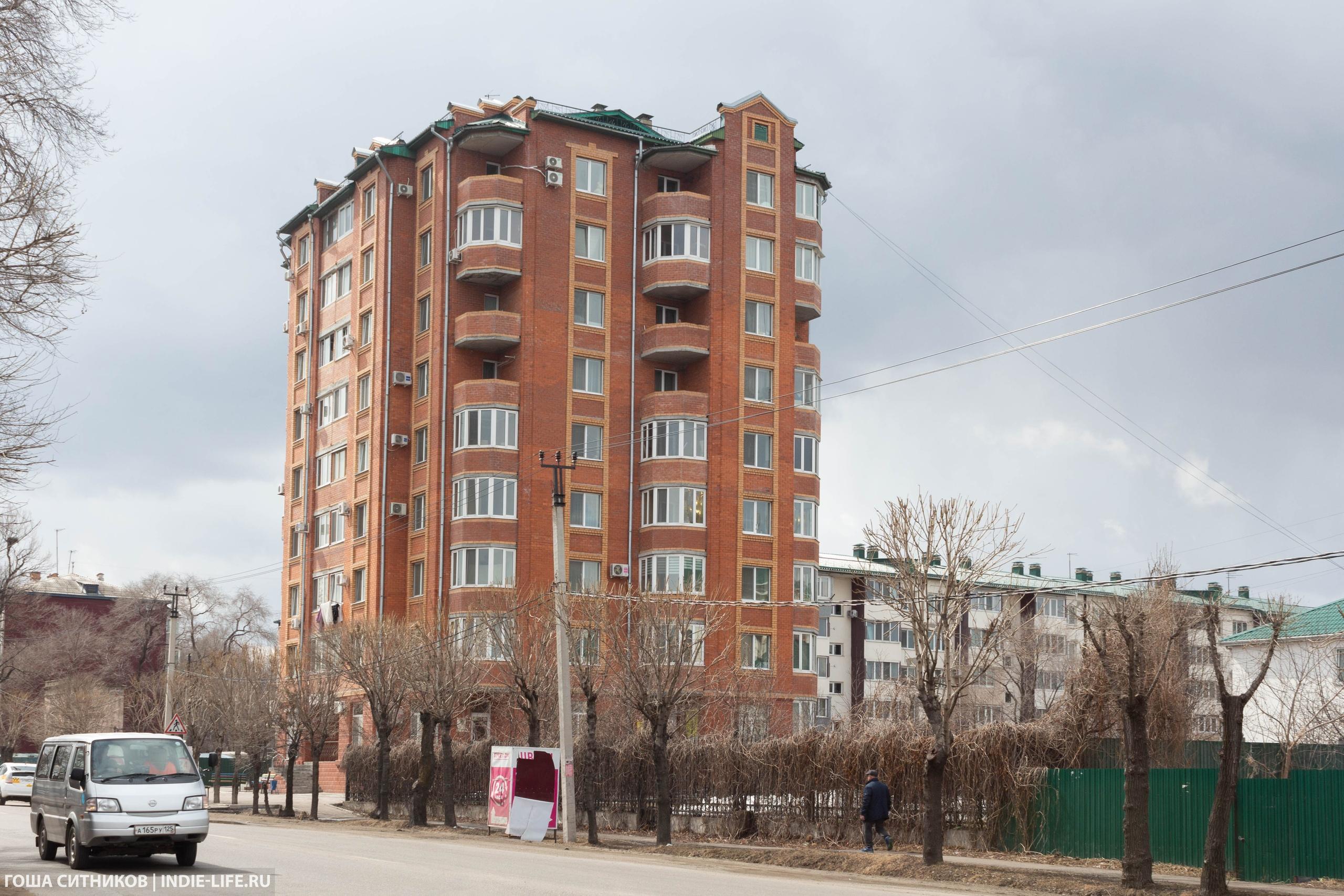Новый дом Уссурийск