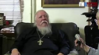 ✔  Священник РПЦ назвал русских мужчин национальной трагедией