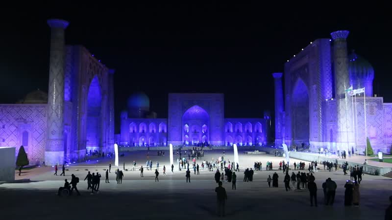 Узбекистан. г. Самарканд 2019