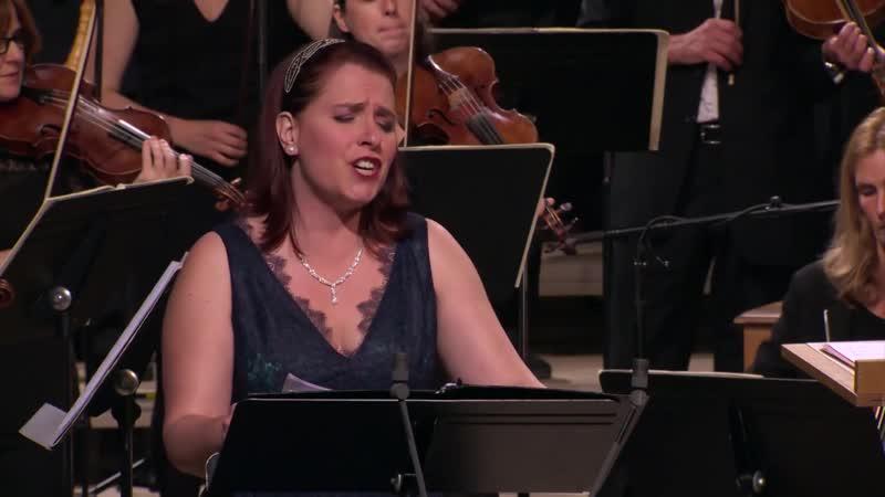 G F Händel Silete Venti HWV 242 Les Arts Florissants William Christie Emmanuelle de Negri