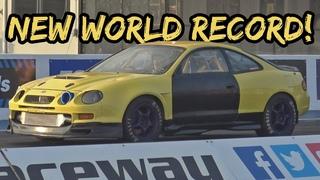 THE WORLD'S QUICKEST TOYOTA CELICA GT4!