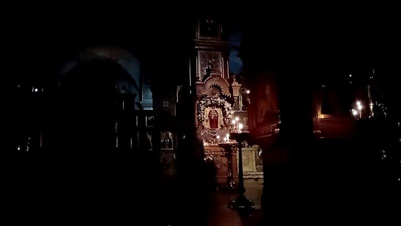 На Московском подворье Валаамского монастыря