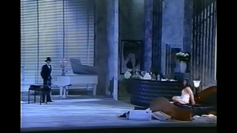 Пуччини Манон Леско Puccini Manon Lescaut Bonn 1995