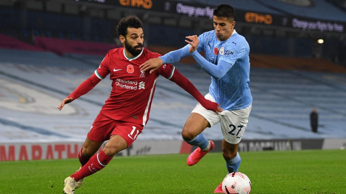 Манчестер Сити - Ливерпуль, 1:1. Салах и Кансело