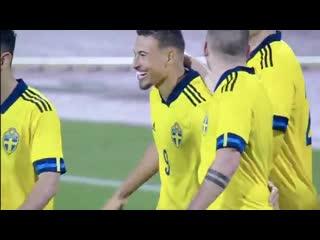 Гол ларссона   vk.com/russia.soccer