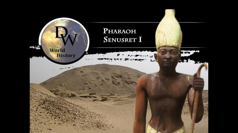 «Белая капелла» (ок. сер. XX в. до н.э.) - старейшее сохранившиеся здание древнеегипетского «Ватикана»