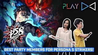 NS\PS4 - Persona 5 Strikers