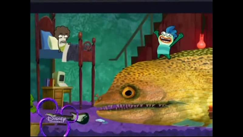 Рыбология Fish Hooks 1x06