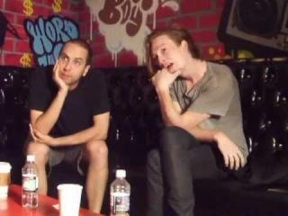 ANTIVIRAL Interview - Interview Brandon Cronenberg & Caleb Landry Jones @FANTASTIC FEST2012