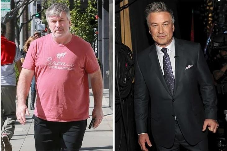 Сколько они потеряли кило?
