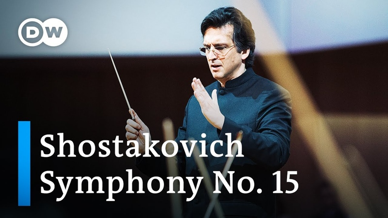 Shostakovich Symphony No 15 in A major op 141 Michael Sanderling and the Dresdner Philharmonic
