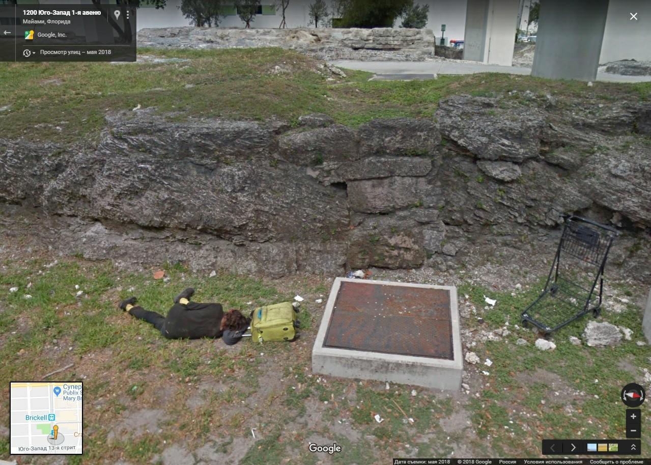 Путешествие по Google maps