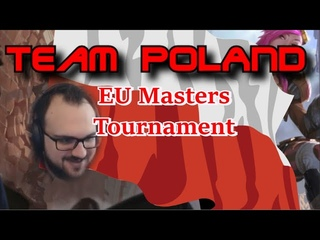 Poland the undefeated Masters of EU (day 2)   Legends of Runeterra EU Masters Tournament