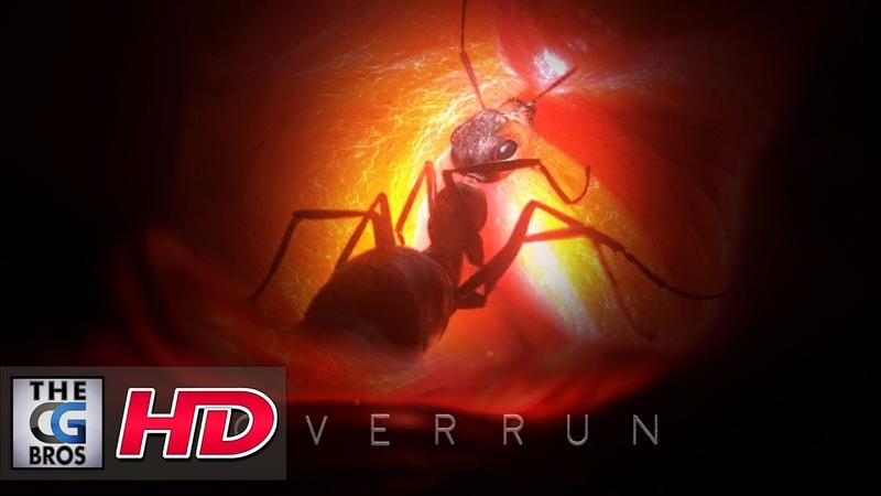 **Award Winning** CGI 3D Animated Short: Overrun - by Pierre Ropars | TheCGBros