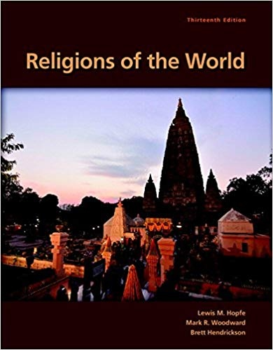 Lewis M. Hopfe - Religions of the World