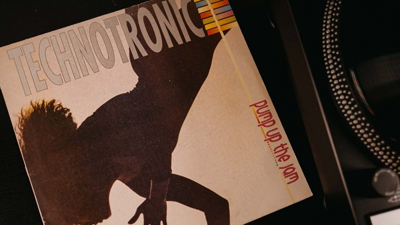 Technotronic – Pump Up The Jam | A