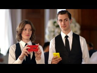 Наверное самый хардкорный рекламный ролик Nokia Lumia