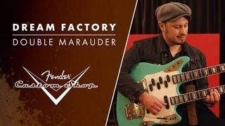 Building The Double Neck Marauder | Dream Factory | Fender