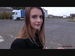 TakeVan - Pablo, Adelle - Lucky day [сперма лесби глотает любительское мамочка сиськи юная куни вписка оргазм webcam lesbi milf