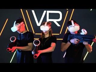 [Обзор] VR-аттракциона MARS