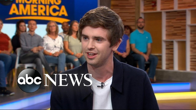 Freddie Highmore dishes on what's next on 'The Good Doctor'
