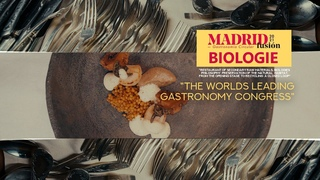 Ресторан BIOLOGIE / Фильм для Madrid Fusión 2021
