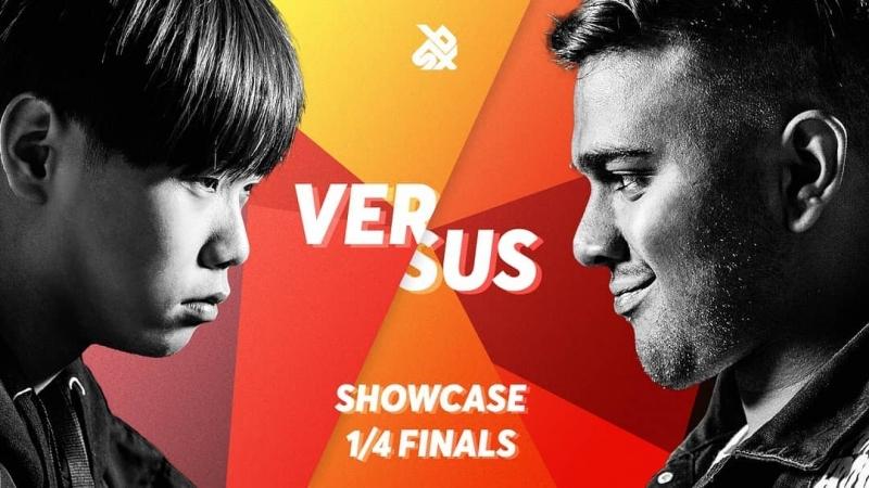 HISS vs PIRATHEEBAN _ Grand Beatbox SHOWCASE Battle 2018 _ 1_4 Final