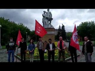 Элмар Рустамов на встрече в Магнитогорске 11 07 2021