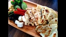 GOZLEME with Potatoes EASY RECIPE Turkish Folded Flatbread