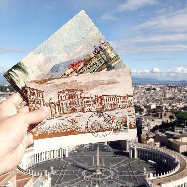 🇮🇹Прямые рейсы в Рим за 4000 рублей (в одну сторону) из Москвы зимой-весной