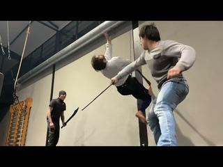 Красивые трюки от Джана Ямана
