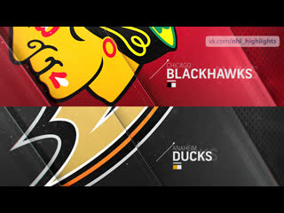 Chicago blackhawks vs anaheim ducks feb 27, 2019 highlights hd