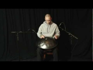 How to play 7/8 on the handpan