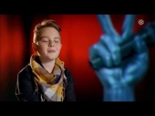 Mike Singer - Boyfriend (Blind Auditions The Voice Kids  Germany 2013) HD