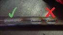 Сварка полуавтоматом.Как правильно настроить полуавтомат,сварка профиля 1.5 мм толщина mig 1.5мм