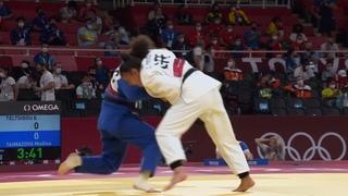 Мадина Таймазова выиграла бронзовую медаль Олимпиады