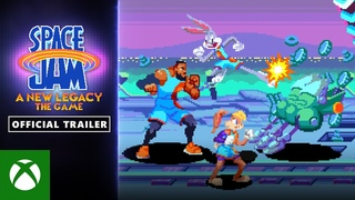 Space Jam: A New Legacy The Game - Gameplay Reveal