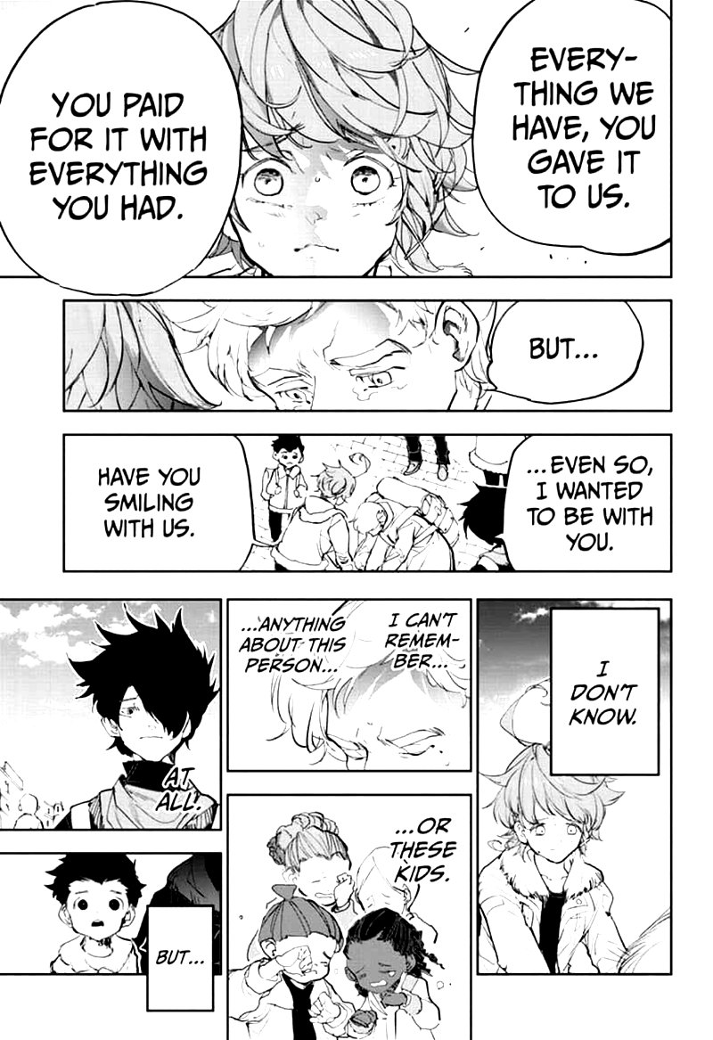 THE PROMISED NEVERLAND, CHAPTER 181, image #22