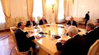 Завтра пройдёт заседание рабочей группы по Карабаху